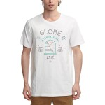 Globe Alchemy white 2021 camiseta