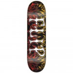 Flip Alchemy 8.25'' red gold tabla de skate