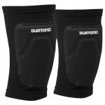 burton Basic Knee black protecciones de snowboard