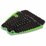 Dakine John Florence black green pad de surf