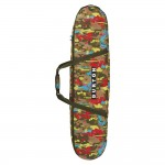 Burton Space sack bright birch camo 2021 funda de snowboard de niño