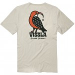 Vissla Nectar organic bone 2022 camiseta