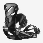 Salomon Rhythm black 2021 Fijaciones de Snowboard