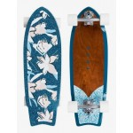 """Roxy Blooming 28"""" Surfskate Completo"""