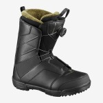 Salomon Faction BOA black 2020 Botas de Snowboard