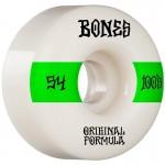 Bones 100´s #14 V4 54mm white Ruedas de skateboard