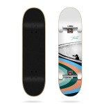 "Tricks Bowl 7,87"" Skateboard completo"