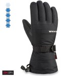 Dakine Capri black 2020 guantes de snowboard de mujer