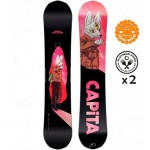 Capita the outsiders 159 2019 Tabla de Snowboard