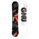 GNU Asym Carbon Credit BTX WIDE 2019 tabla de snowboard