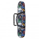 Burton Space sack catalog collage 2021 funda de snowboard