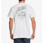 Dc Chop Shop white 2020 camiseta