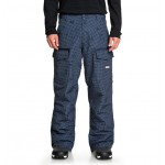 Dc Code dress blues btk 2020 pantalón de snowboard
