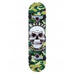 Rocket Combat Skull 7,75'' Skateboard completo