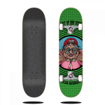 Cruzade Shut up and Skate 8.0'' Skate completo
