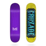 Cruzade Stamp 8.125'' Tabla de skateboard