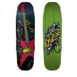 "Cruzade Zombie 8,9"" tabla de skateboard"