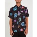 Volcom Coral Morph black 2021 camisa