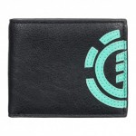 element Daily off black cartera