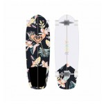 Quiksilver Roxy Dawn Surfskate Completo