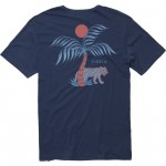 Vissla El Tigre dark denim 2021 camiseta