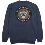 Vissla Twisted Digits denim 2021 sudadera