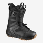 Salomon Dialogue black 2020 botas de snowboard