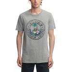 Globe Diverge acid blue 2021 camiseta