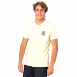 Rip Curl Sport Eco pale yellow 2021 camiseta