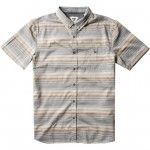 Vissla Sprays eco harbor blue 2021 camisa