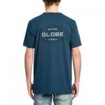 Globe Established jet ink 2021 camiseta