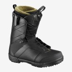 Salomon Faction black 2020 Botas de Snowboard