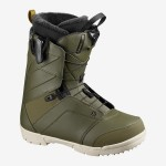 Salomon Faction Olive 2021 Botas de Snowboard