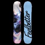 Bataleon Feelbetter 2019 tabla de snowboard de mujer