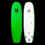 """FLOWT STANDARD wide SOFTBOARD 8'0"""" Tabla de surf"""
