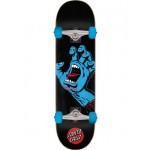 "Santa Cruz Screaming Hand full 8"" Skate completo"