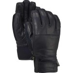 Burton Gondy gore leather black 2020 guantes de snowboard
