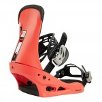Burton Freestyle red 2022 Fijaciones de snowboard