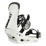 Burton Freestyle grey 2022 Fijaciones de snowboard
