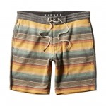 "Vissla Joy Ride 18.5"" sofa surfer golden hour heather 2021 bermudas"