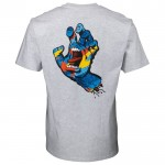 Santa Cruz Primary Hand athletic heather 2020 camiseta