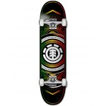 "Element Hatched 8"" Skateboard completo"