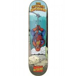 "Cruzade Your Favorite Superhero 8,5"" tabla de skateboard"