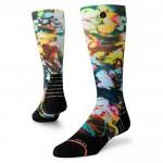 Stance Hippie Mosh Pit calcetines de snowboard de mujer