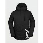 Volcom 17 Forty Ins black 2021 chaqueta de snowboard