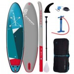 """Starboard Inf Sup Igo Zen 10.8"""" x 33"""" x 5.5"""" inflable Sc 2021 pack completo paddle surf"""