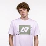 Hydroponic Pink chase white 2021 camiseta