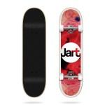 Jart Tie Dye 7.87'' Skateboard completo