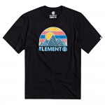 Element Kozy black 2021 camiseta
