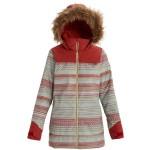 Burton Lelah aqua gray revel 2020 chaqueta de snowboard de mujer